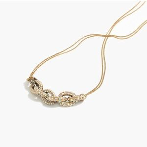 J.Crew link necklace